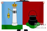 Флаг внутригородского муниципального образования город Кронштадт