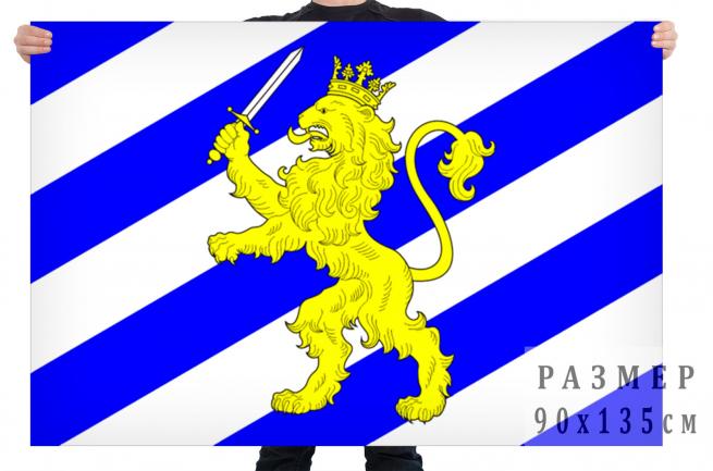Флаг внутригородского муниципального образования МО Большая Охта