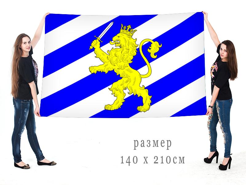 Большой флаг внутригородского муниципального образования МО Большая Охта