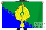 Флаг внутригородского муниципального образования МО Юнтолово