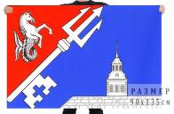 Флаг внутригородского муниципального образования муниципальный округ Гавань