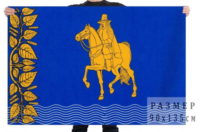 Флаг внутригородского муниципального образования муниципальный округ Оккервиль