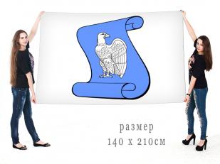 Большой флаг внутригородского муниципального образования муниципальный округ Посадский