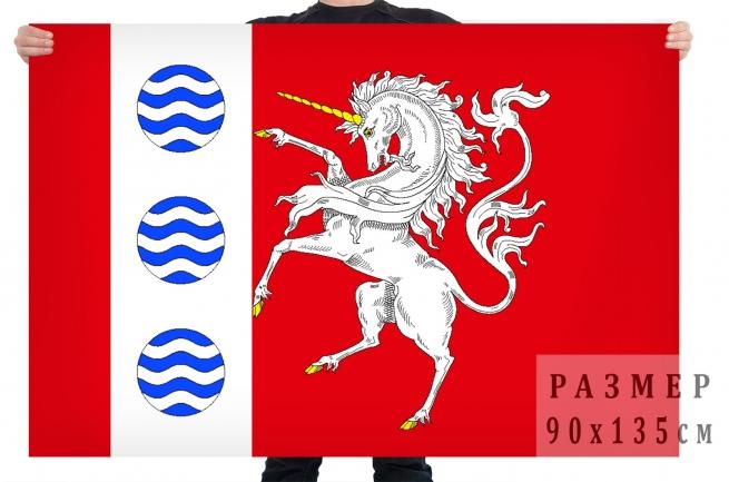 Флаг внутригородского муниципального образования муниципальный округ Шувалово-Озерки