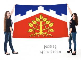 Большой флаг внутригородского муниципального образования муниципальный округ Урицк