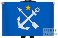 Флаг внутригородского муниципального образования посёлок Стрельна