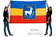 """Флаг Войска Донского """"Елень"""" 140x210"""