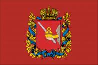 Флаг Вологодской губернии