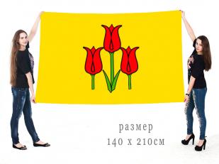 Большой флаг Волоконовского района
