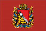 Флаг Воронежской губернии