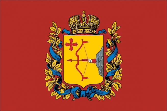 Флаг Вятской губернии