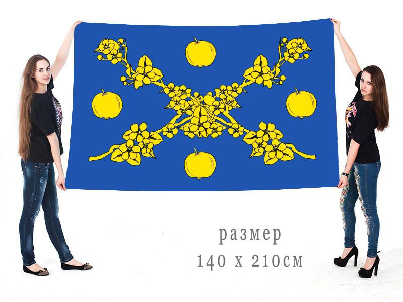 Большой флаг Вятскополянского муниципального района