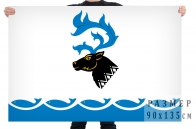 Флаг Ямальского района, Ямало-Ненецкий АО