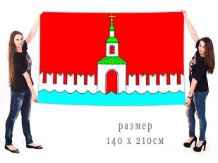 Большой флаг Юрьевецкого района