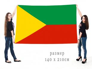 Большой флаг Забайкальского края