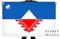 Флаг Железногорска (Курская область)