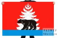 Флаг Зиминского районного МО
