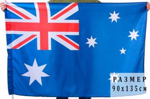 Флаг Австралии 90х135 см