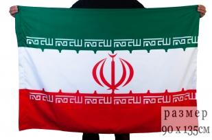 Флаг И.Р. Иран 90х135 см