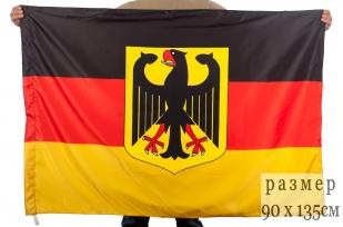 Флаг Германии 90х135 см