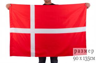 Флаг Дании 90х135 см