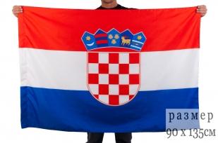 Флаг Хорватии 90х135 см