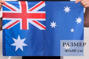 Флаг Австралии 40х60 см
