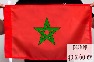 Флаг Марокко 40х60 см