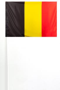 Флажок Бельгии 15х23 см