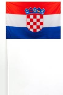 Флажок Хорватии 15х23 см