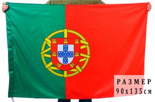 Флаг Португалии 90х135 см
