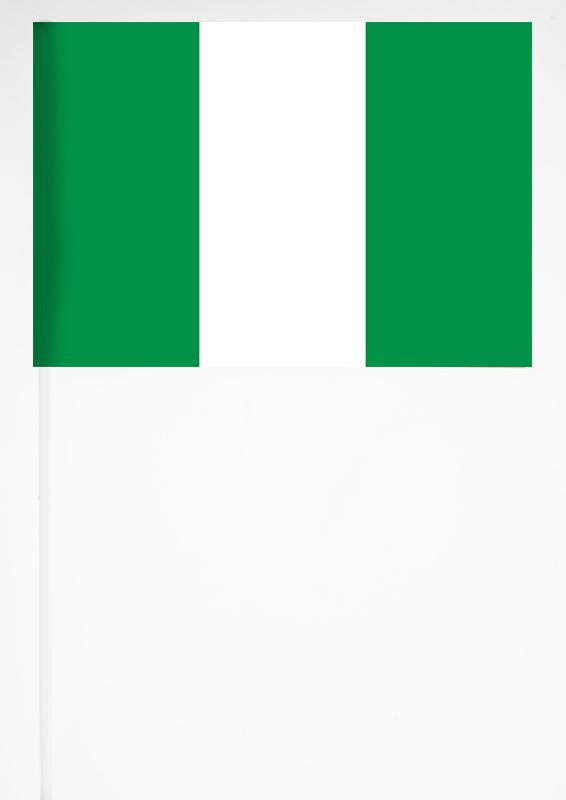 Флажок Нигерии 15х23 см
