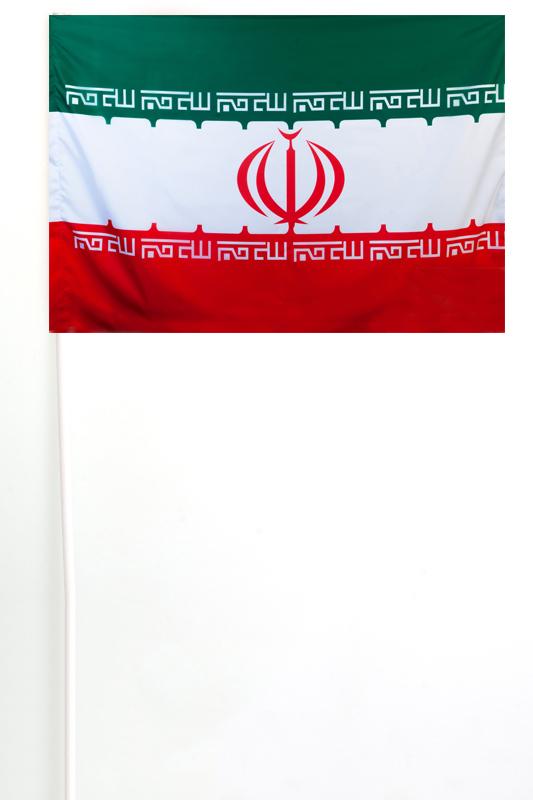 Флажок И.Р. Иран 15х23 см