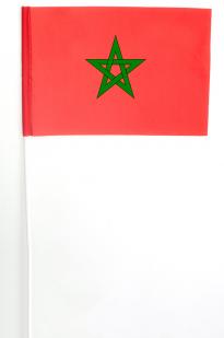 Флажок Марокко 15х23 см