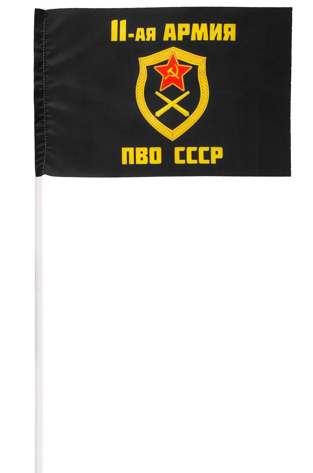 Флажок 11-ой армии ПВО СССР