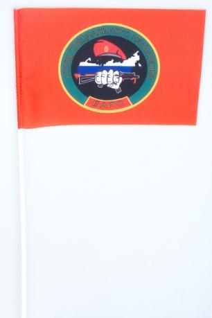 Флажок на палочке «26 отряд спецназа ВВ Барс»