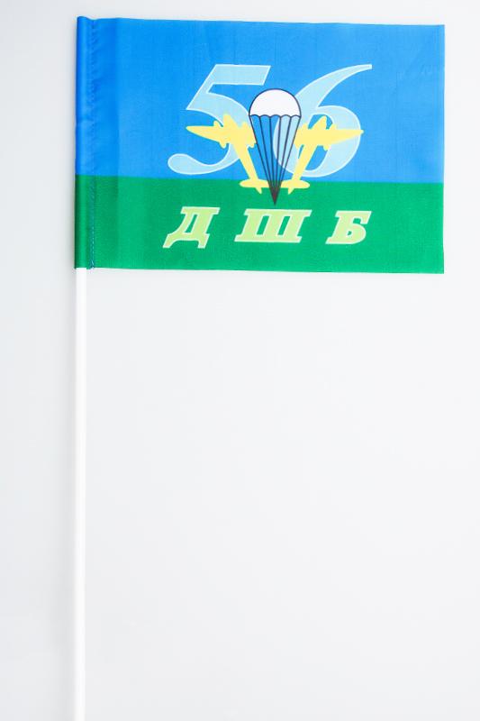 Флажок на палочке «56 бригада ВДВ»