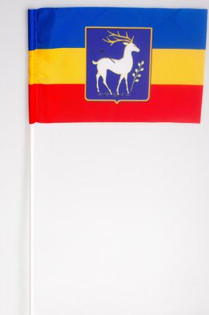 Флажок на палочке «Елень – Всевеликое войско Донское»