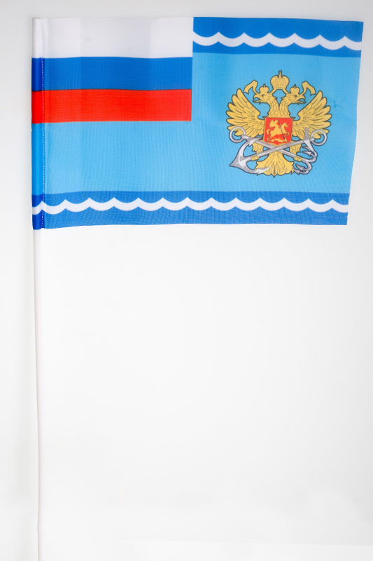 Флажок на палочке «Флаг Росморречфлота»