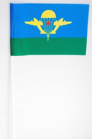 Флажок на палочке «Флаг ВДВ СССР»