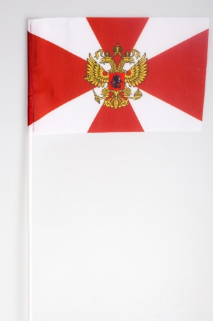 Флажок на палочке «Флаг ВВ России»