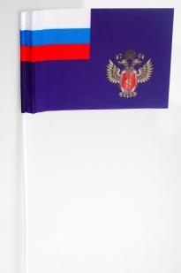 Двухсторонний флаг ФСКН России