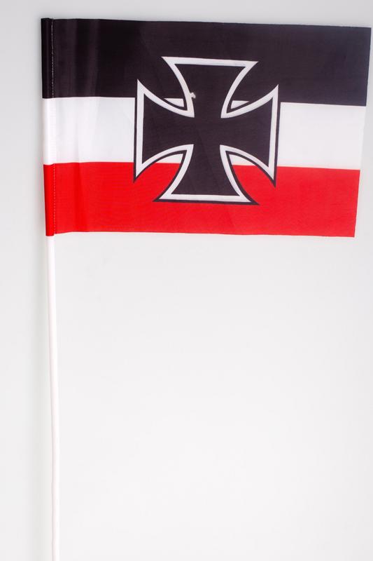 Флажок на палочке «Гюйс Императорских ВМС Германии»