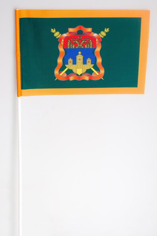 Флажок на палочке «Иркутское казачье войско»