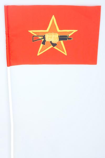Двухсторонний флаг «Краповые Береты Спецназ»