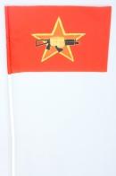 Флажок «Краповые береты спецназа ВВ»