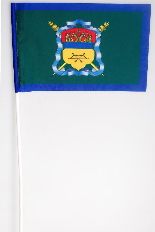 Флажок на палочке «Оренбургское казачье войско»
