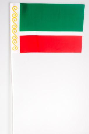 Флажок на палочке «Республика Чечня»