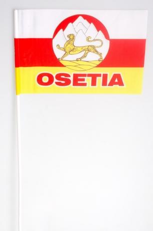 Флажок на палочке «Северная Осетия»