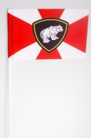 Флажок «Сибирское региональное командование»